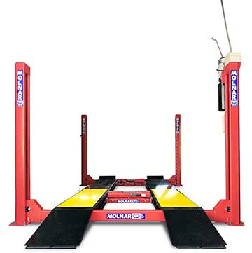 SM440-A 4 post hoist wheel alignment 4 tonne